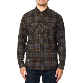 Fox Traildust 2.0 LS Flannel Shirt Men black